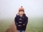 Child in Fog 0001