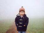 Child in Fog 0001