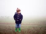 Child in Fog 0002