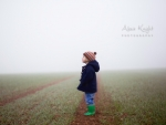 Child in Fog 0003