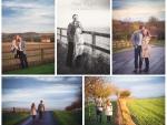 Tythe Barn Engagement Photos
