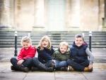 children sitting cross legged