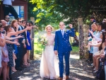 Wallingford Vineyard Wedding Photos 34
