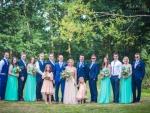 Wallingford Vineyard Wedding Photos 77