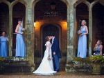 Fawsley Hall Wedding Photo